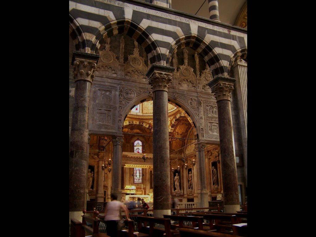arte genova 003 cattedrale san lorenzo
