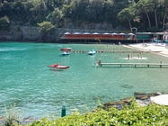 Spiaggia e litorale Paraggi (Genova)