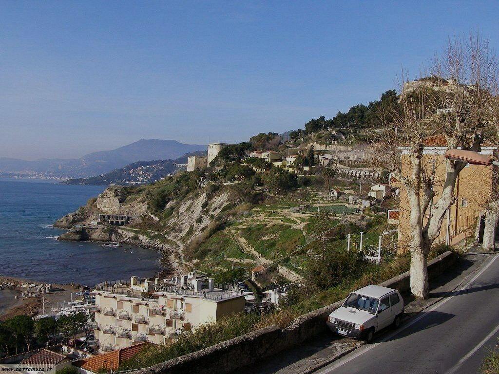 Foto Ventimiglia panorama