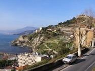 Spiaggia e litorale Ventimiglia (Imperia)