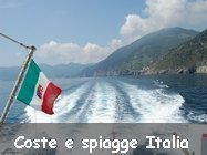 Coste e spiagge in Italia