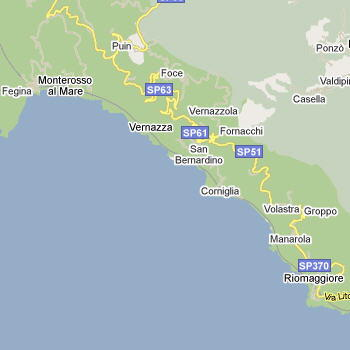 Cartina 5 Terre E Dintorni.Cinqueterre La Spezia Come Arrivare Guida E Foto