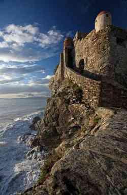 Camogli - Castello del Dragone
