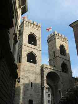 Genova - Porta Soprana o di Sant'Andrea
