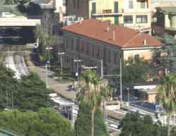 Stazione Ferroviaria (Oneglia)