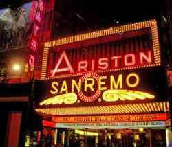 Sanremo Teatro Ariston
