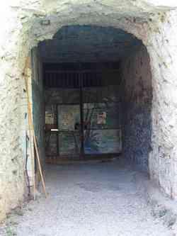 Corniglia - Accesso alla Spiaggia di Guvano