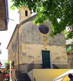 Corniglia - Oratorio dei Disciplinati
