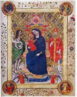 Cristoforo Cortese: Madonna presso Museo Lia