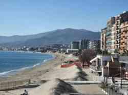Le spiagge di Savona