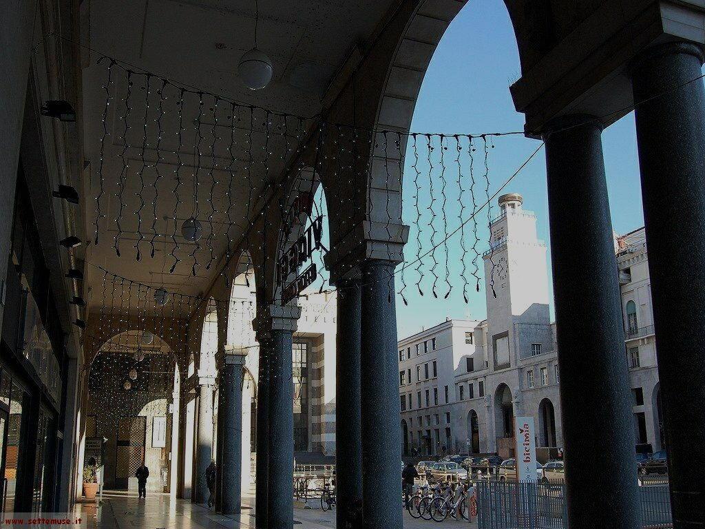 Brescia Portici di Piazza Vittoria