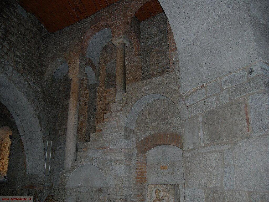 Brescia Interno Duomo Vecchio