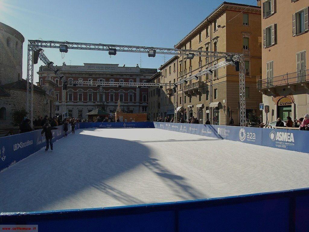 Brescia Pista ghiaccio