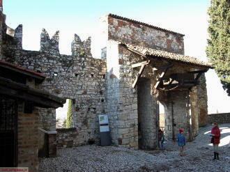 Brescia - Ponte Levatoio Rocca Viscontea