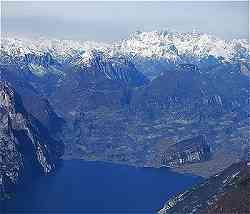 Lago di Garda - Il mare del Benaco