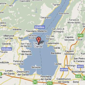 Cartina Lombardia Laghi.Lago Di Garda Brescia Guida E Foto 1