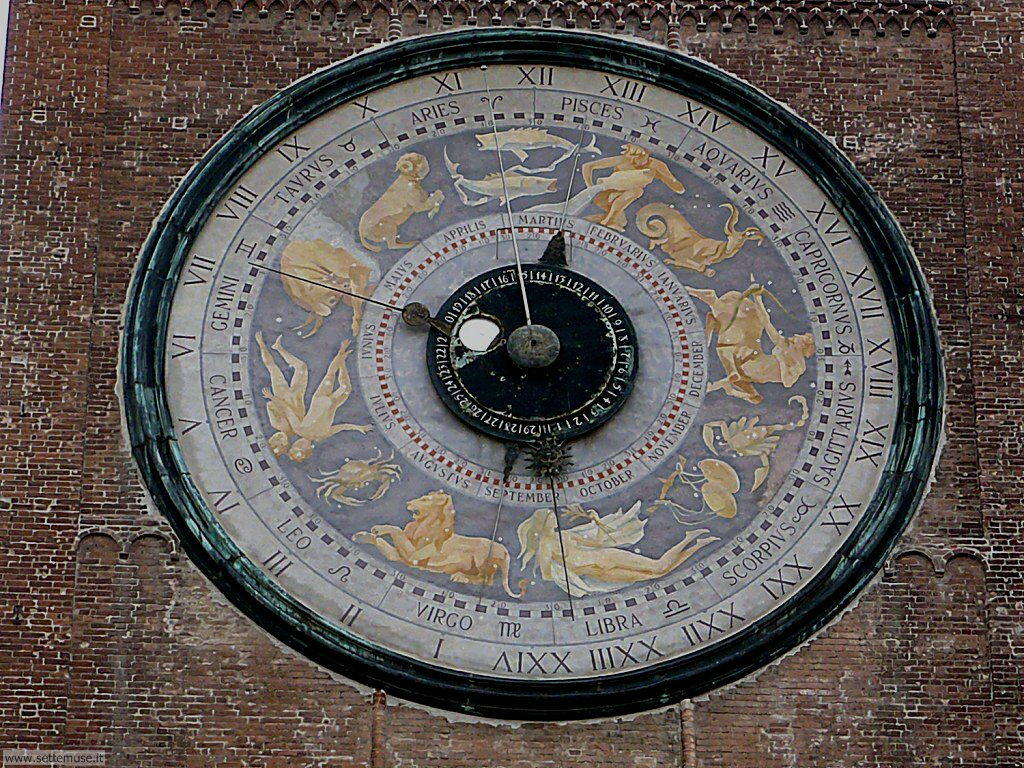 cremona orologio torrazzo