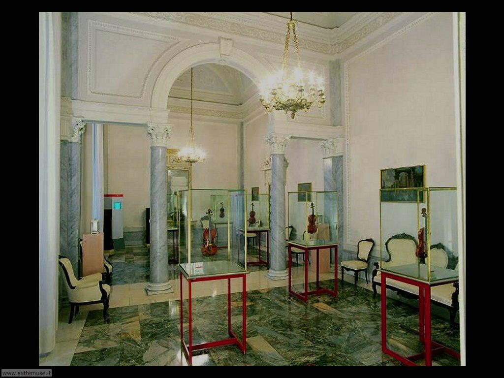 cremona museo sala violini