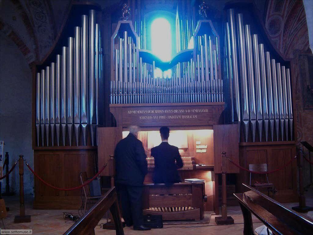 lodi san bassiano organo