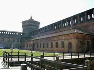 Milano, Castello degli Sforza