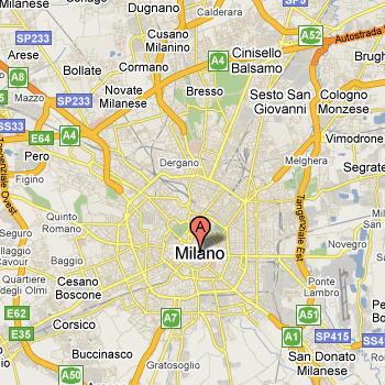 Milano citta foto