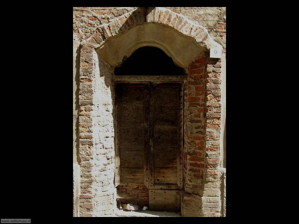 Certosa di pavia guida e foto - La vecchia porta ...