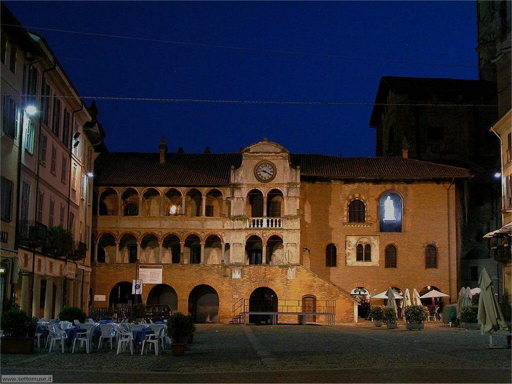 Piazza della Vittoria Pavia