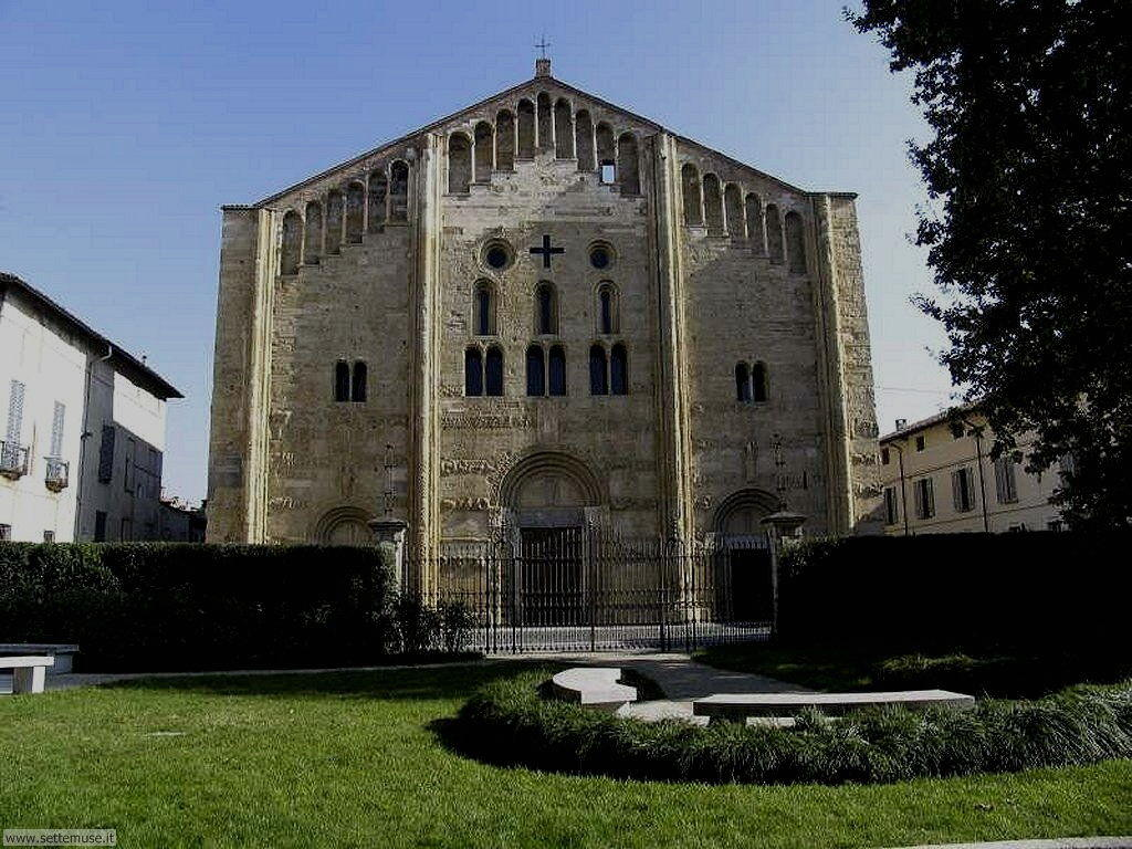 Pavia San Michele