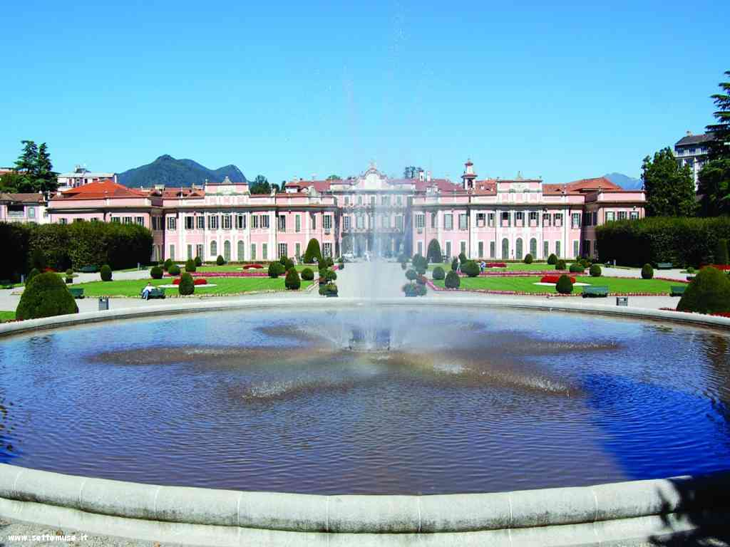 Varese citta guida e foto