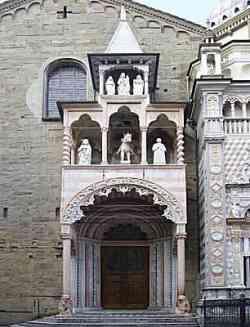 Bergamo - Cappella Colleoni