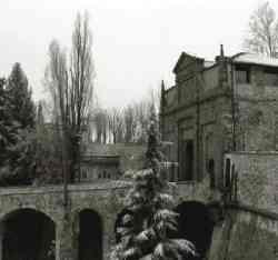 Bergamo - Porta di Sant'Agostino