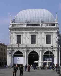 Brescia - Palazzo La Loggia