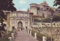 Brescia -Porta cinquecentesca