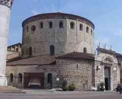 Brescia - Duomo Vecchio - La Rotonda