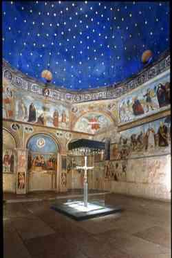 Brescia -  S.Giulia -Croce di Desiderio