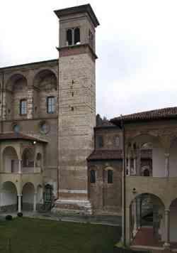 Brescia - Esterno Complesso di S.Giulia