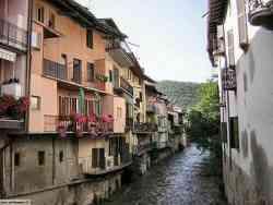 Gavardo -  Il Naviglio (Naèle) dal ponte