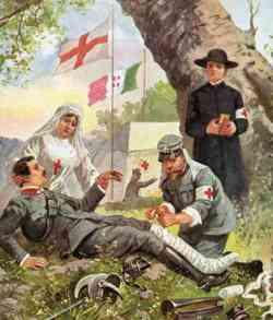Nascita della Croce Rossa