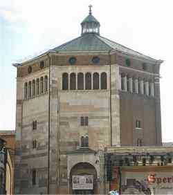 Cremona - Battistero