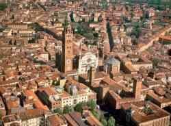 I tetti rossi di Cremona