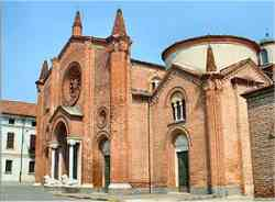 Soncino - La Pieve - Chiesa di Santa Maria Assunta