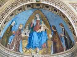 Pavia - Affresco interno