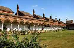 Pavia - Il Chiostro grande
