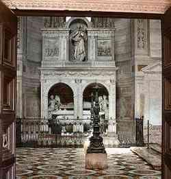 Pavia - Monumento funebre di Gian Galeazzo Visconti