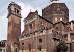 Pavia - Duomo di Santo Stefano