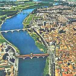 Pavia - Visione d'insieme -