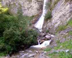 Madesimo - Cascata Groppera