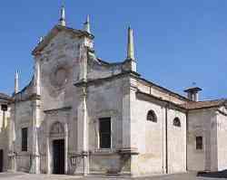 Angera Chiesa di S.Maria Assunta