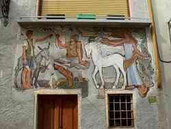Arcumeggia - Remo Brindisi - Abitanti e lavori del posto