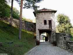 Rocca d'Angera Accesso